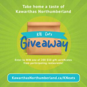 KN Eats Giveaway